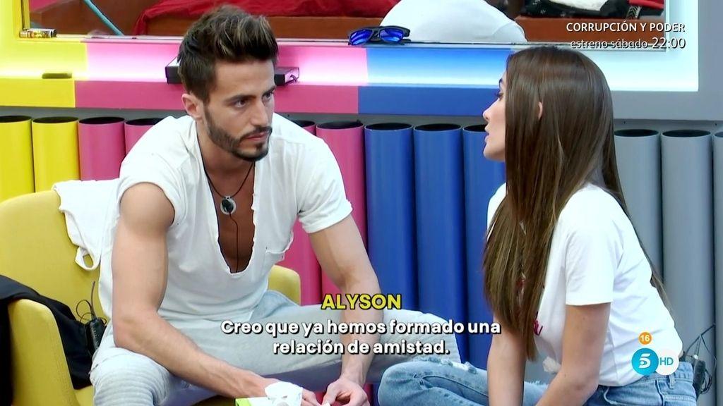 """Aylén Milla, a Marco Ferri: """"Preferiría que me digas que estás trabajando"""""""