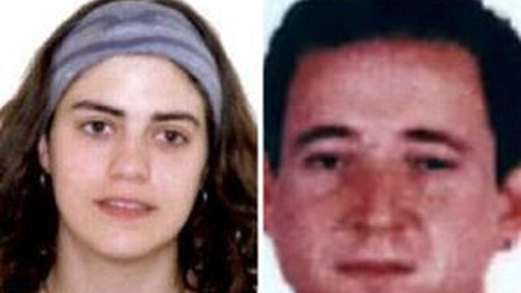 Ohiana Garmendia Marín yJavier Arruabarrena Carlos son los responsables del aparato de información de ETA. Vídeo: Atlas