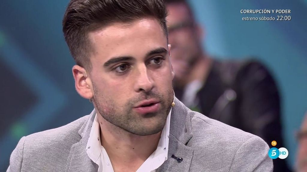"Sergio, tras salir de 'Gran Hermano VIP': ""Mi primer San Valentín ha sido con Ivonne"""