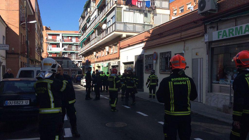 Mujer degollada en Vicálvaro, Madrid