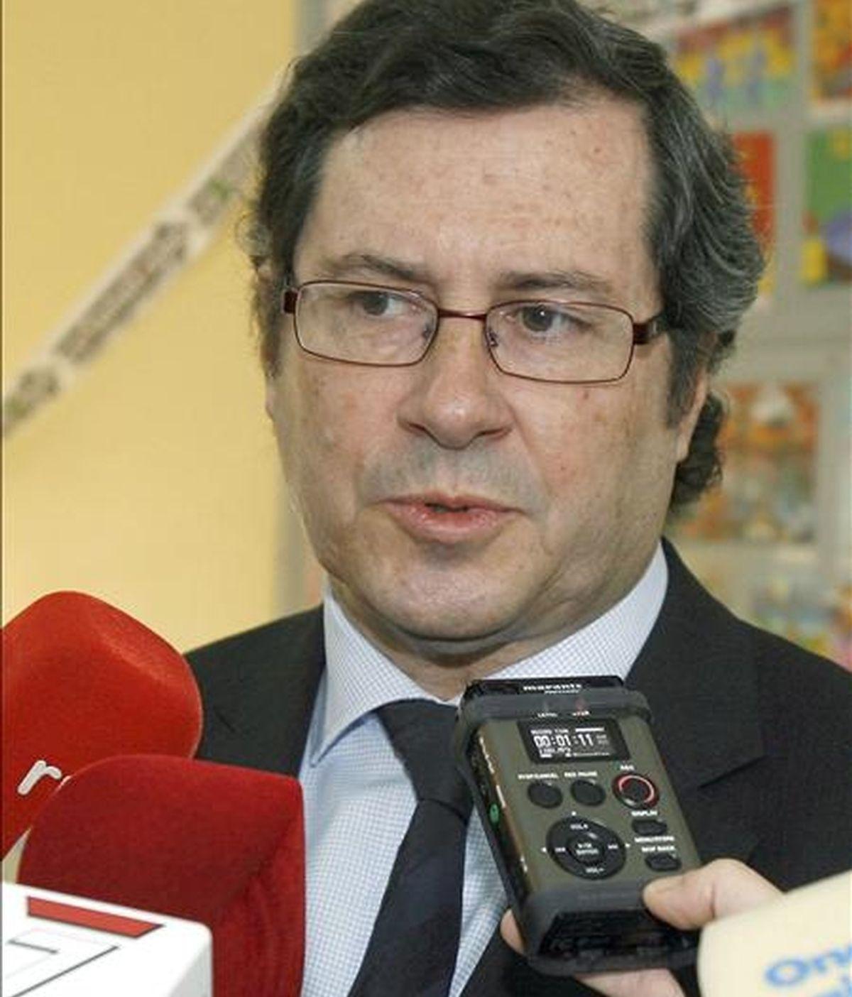 El secretario general de Universidades del Ministerio de Ciencia e Innovación, Marius Rubiralta. EFE/Archivo