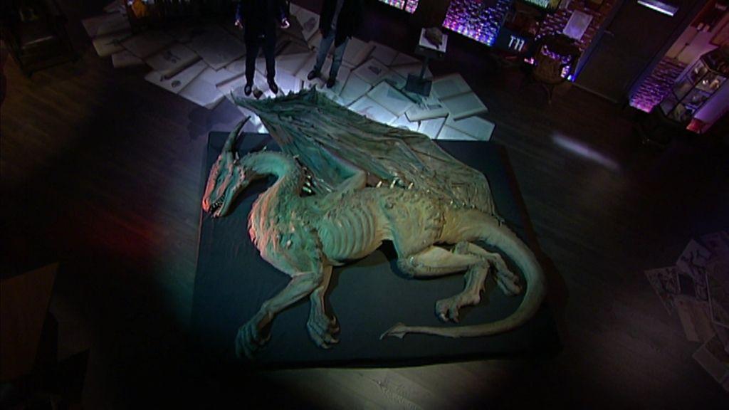 Las explicaciones de la ciencia al gran misterio del arquetipo de un dragón