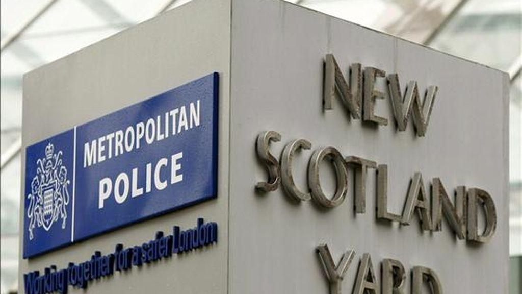 La Policía Metropolitana de Londres investigará a un grupo de diputados y lores británicos en relación con el escándalo del gasto parlamentario. EFE/Archivo