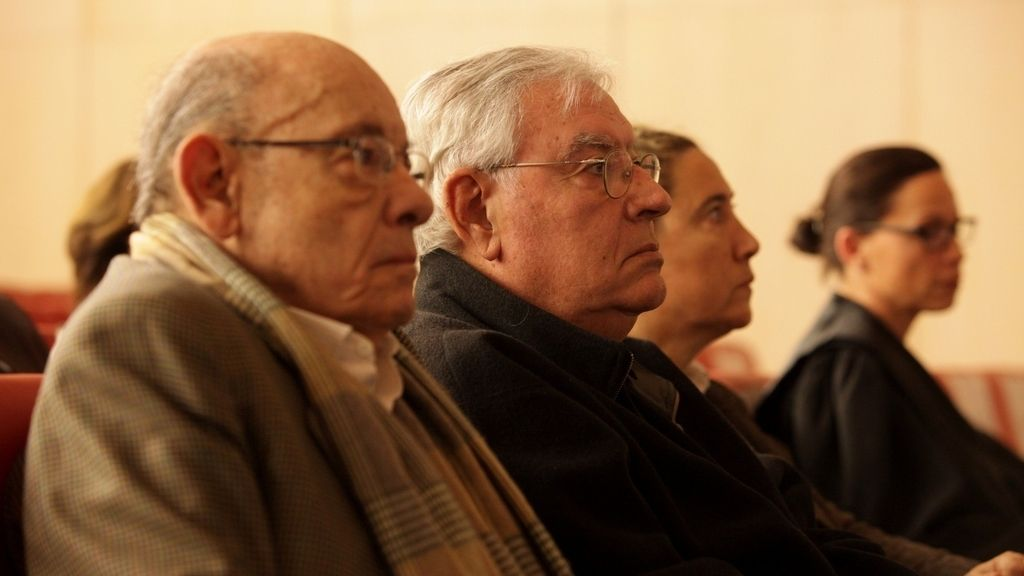 Felix Millet y Jordi Montul, ante el juez