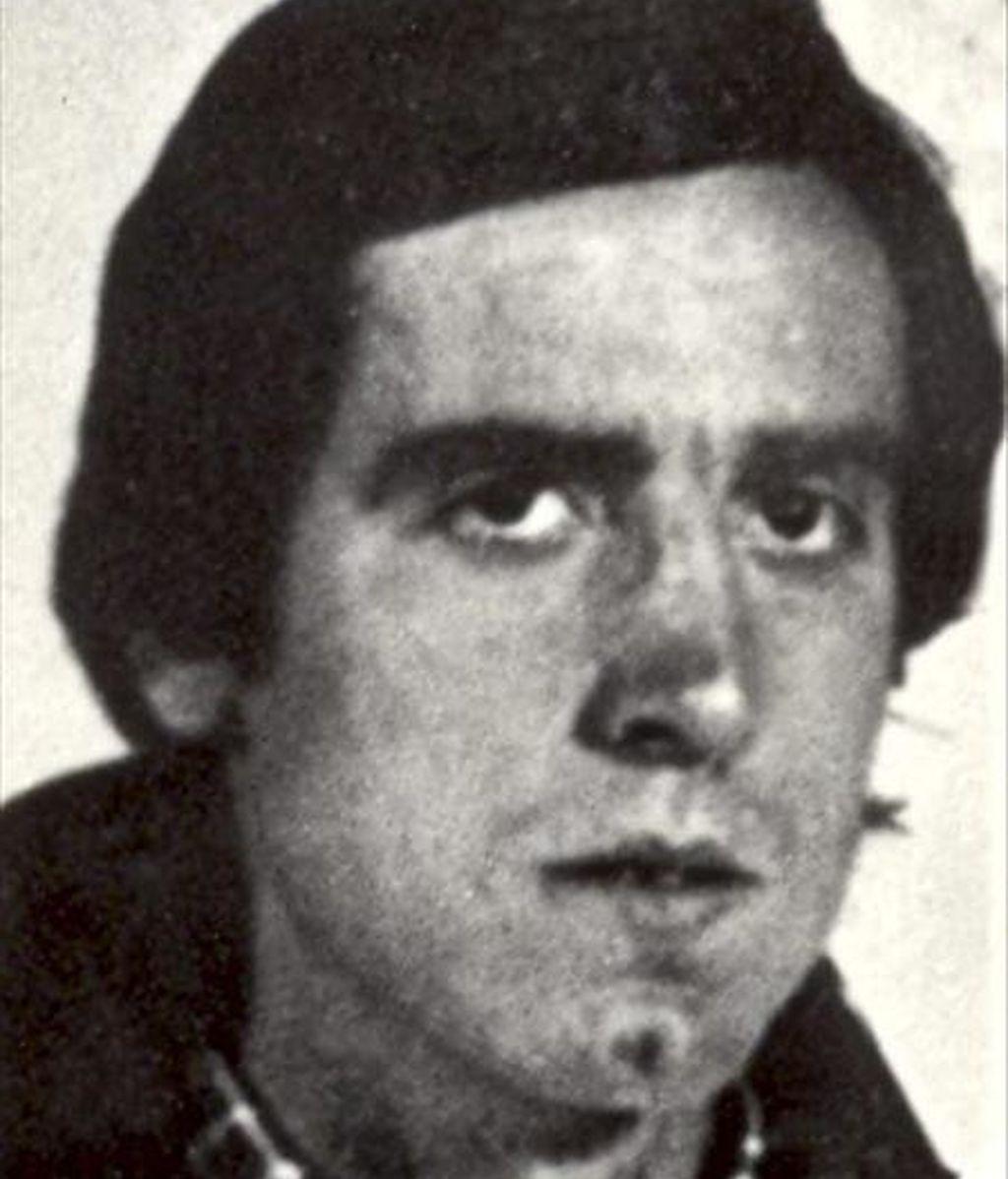 Retrato del miembro de ETA, José Ángel Urtiaga Martínez. EFE/Archivo