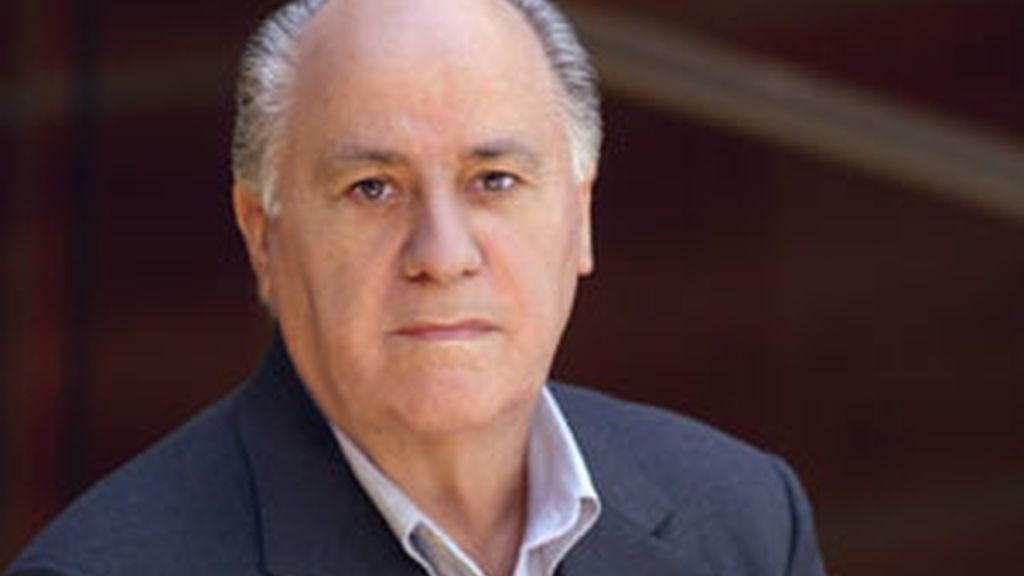 Amancio Ortega, Presidente. Socio fundador de Inditex,  una de las grandes fortunas españolas, que según el Informe de Merrill Lynch han sido tocadas por la crisis. Foto