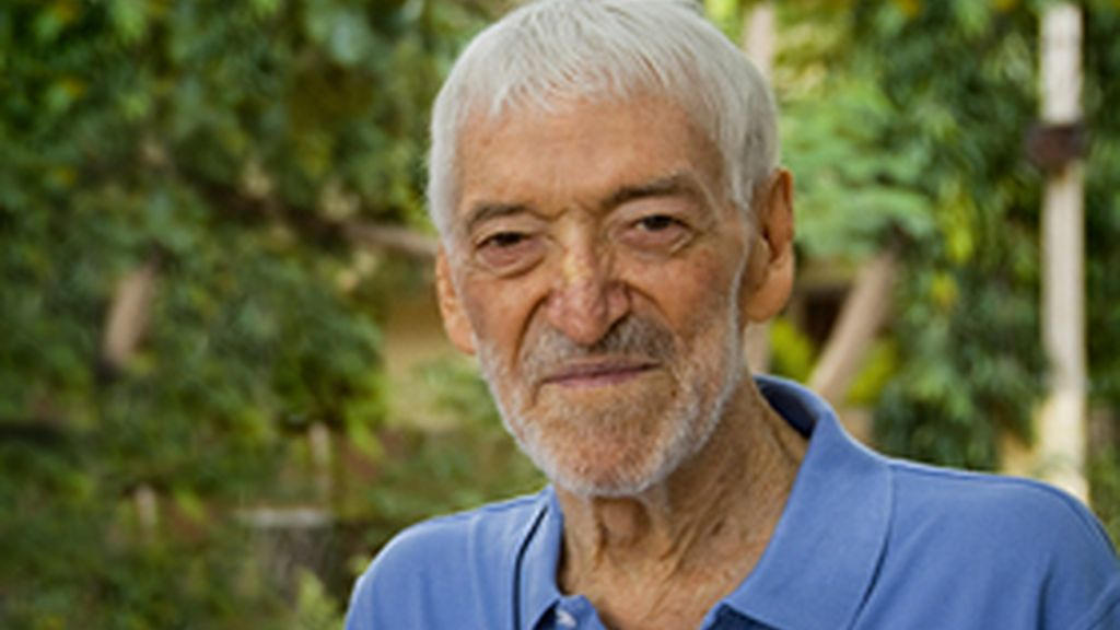 Vicente Ferrer, en imagen de archivo. Foto: www.fundacionvicenteferrer.org