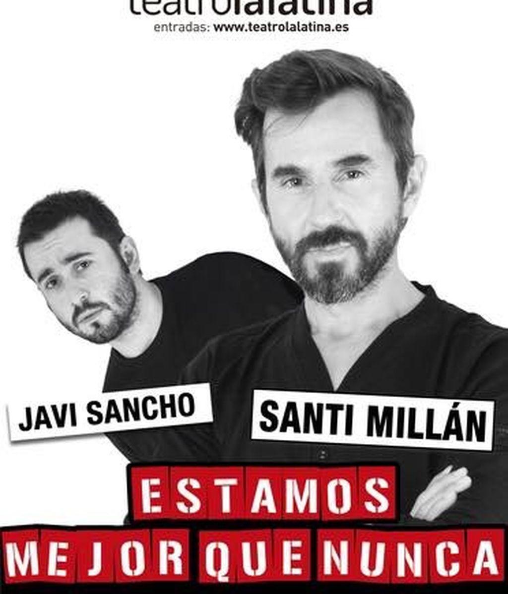 Santi Millán, teatro