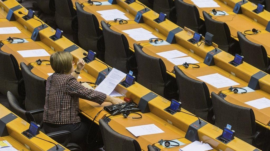 Los eurodiputados ausentes