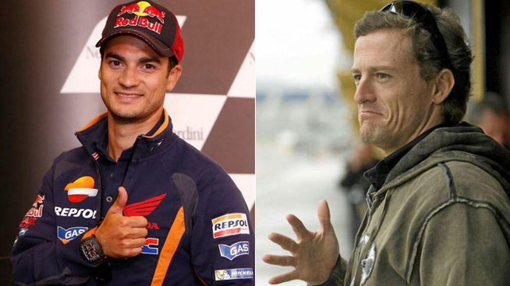 Dani Pedosa, Marc Marquez, MotoGP