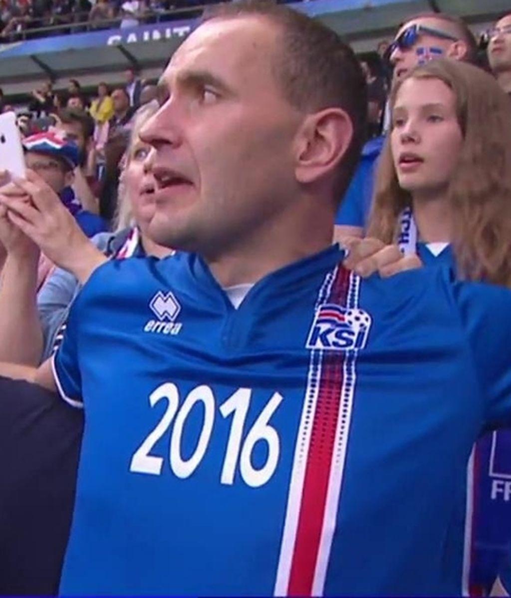 Eurocopa Islandia