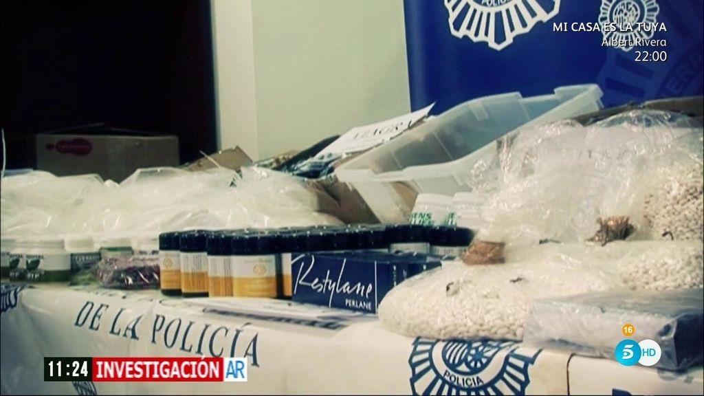 La venta de fármacos ilegales produce las mismas muertes que la droga convencional