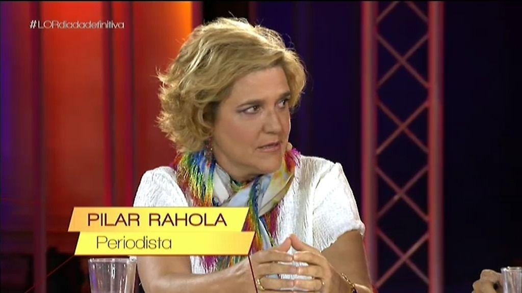 """Pilar Rahola: """"La frustración del Estatut ha incrementado la voluntad de irse de España"""""""
