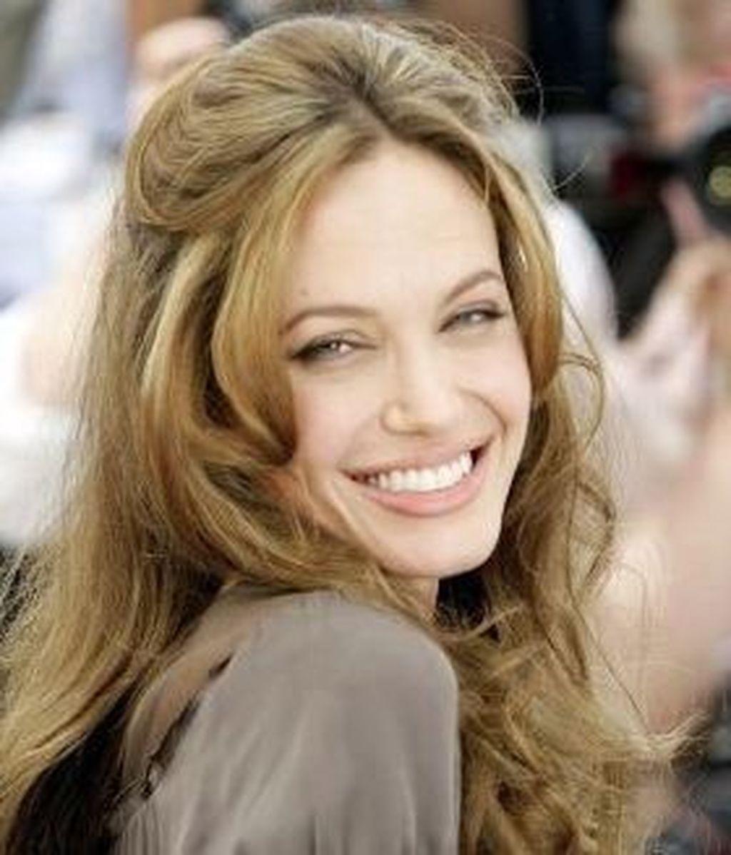 Angelina Jolie en una imagen de archivo. Foto: AP