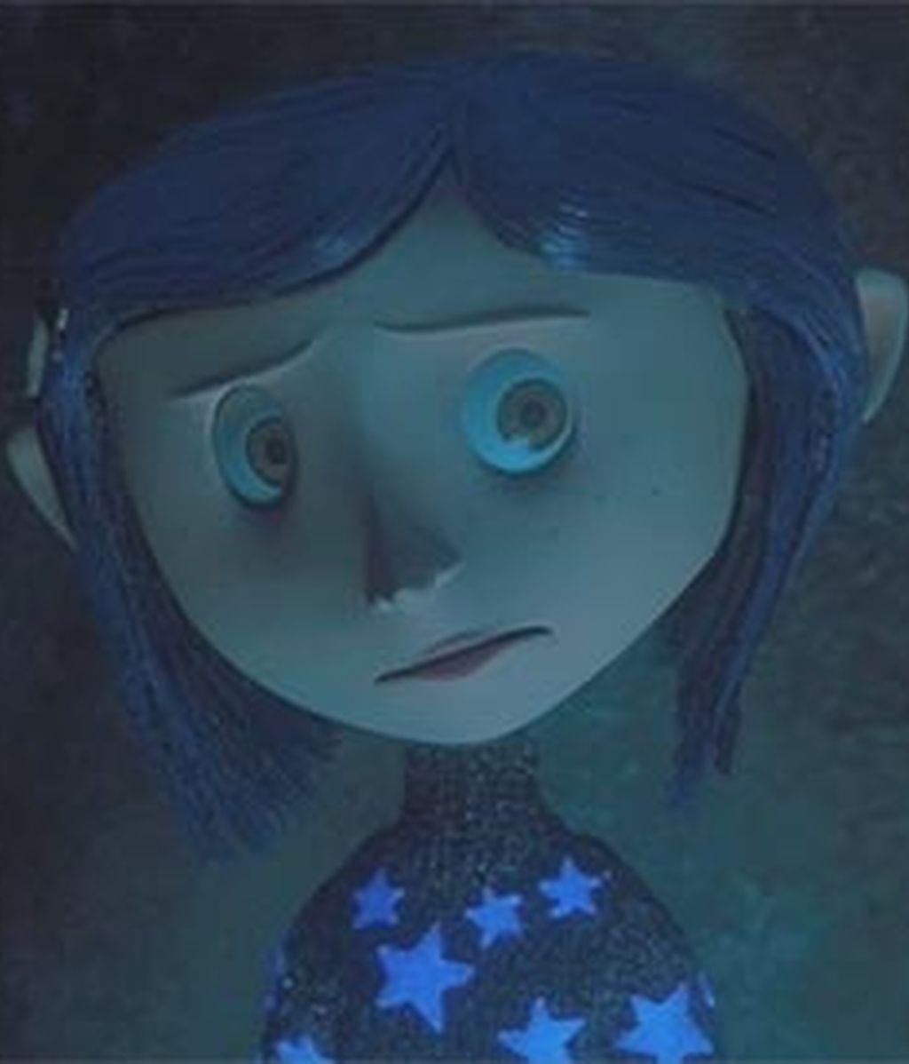 'Los mundos de Coraline', una película de terror infantil. Foto: Archivo