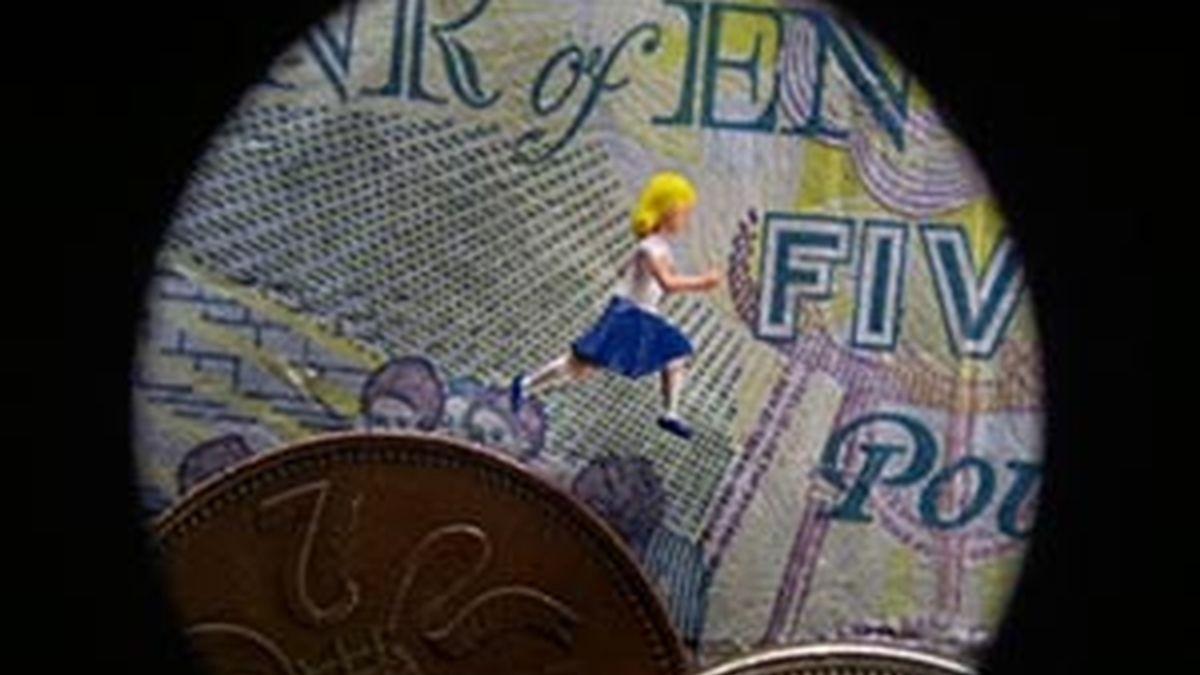 En la imagen, Dot, la protagonista más pequeña de la película más pequeña jamás rodada. Vídeo: Aardman