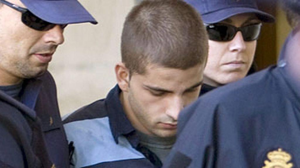 Imagen de archivo del principal sospechoso del asesinato de Marta del castillo, Miguel Carcaño. Foto: EFE.
