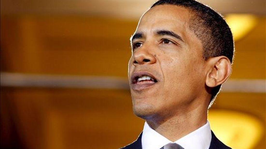 Obama ha llevado una actividad frenética en los primeros meses en el cargo, en los que ha tomado numerosas medidas contra la crisis, ha viajado a Europa y Latinoamérica, y ha reformulado la estrategia bélica en Irak y Afganistán. EFE