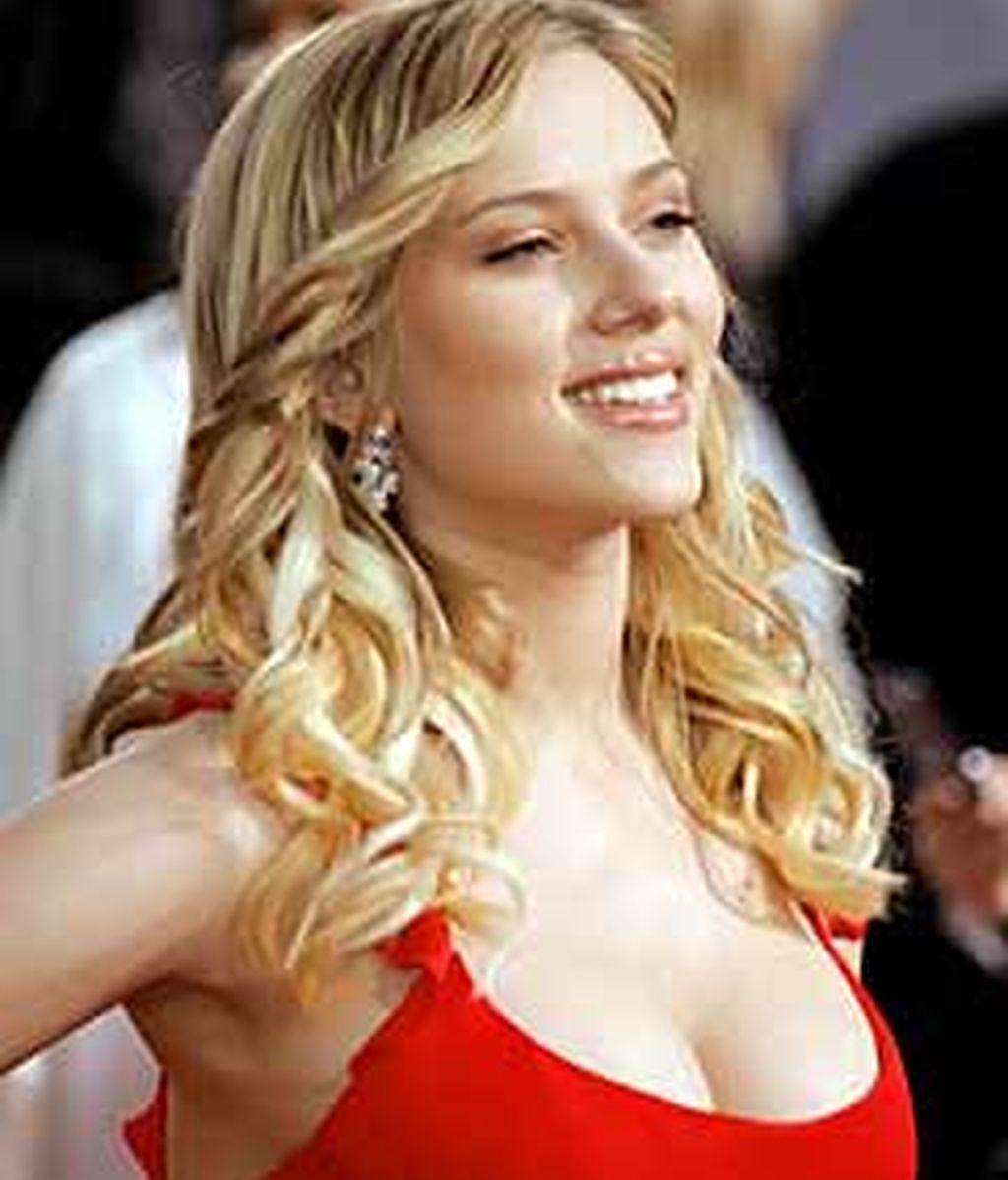 La actriz ya ha bajado seis kilos y está siguiendo el método de Gwyneth Paltrow. Foto de archivo