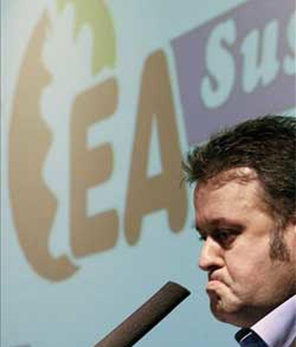 Iñaki Galdos ha decidido abandonar la formación nacionalista y crear un nuevo partido. Foto: Archivo.