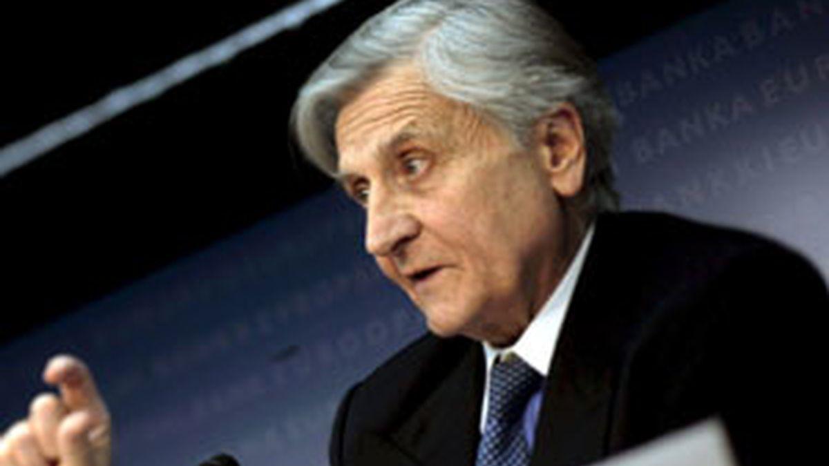 La institución revisó a la baja las previsiones de la zona euro y estima una contracción de la economía comunitaria de entre el 4,1% y  el 5,1% en 2009. FOTO: EFE / Archivo