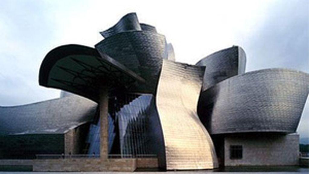 El Guggenheim de Bilbao, el museo más caro.