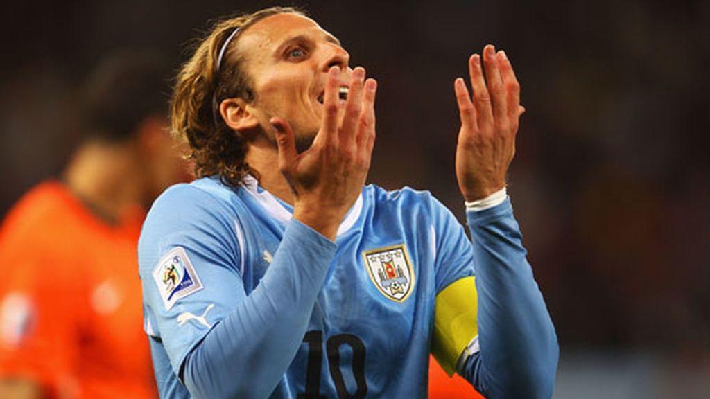 Forlán se quedó a las puertas de la final del Mundial