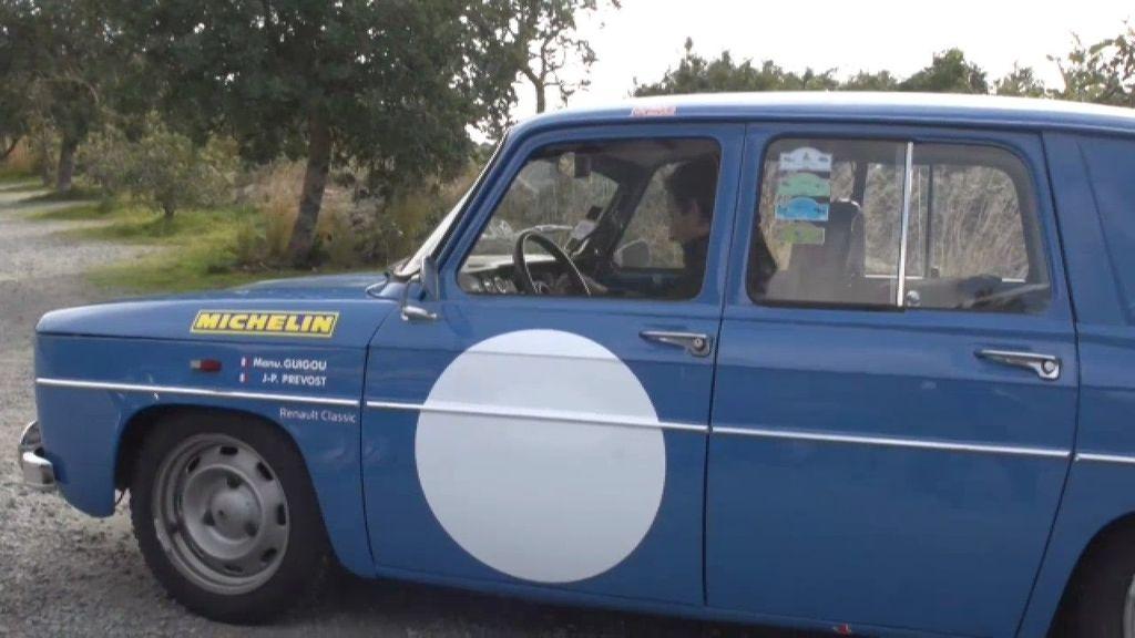 Recordamos el mítico R8 Gordini junto a una leyenda: Jean Ragnotti