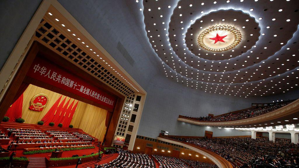 Asamblea Popular Nacional en China