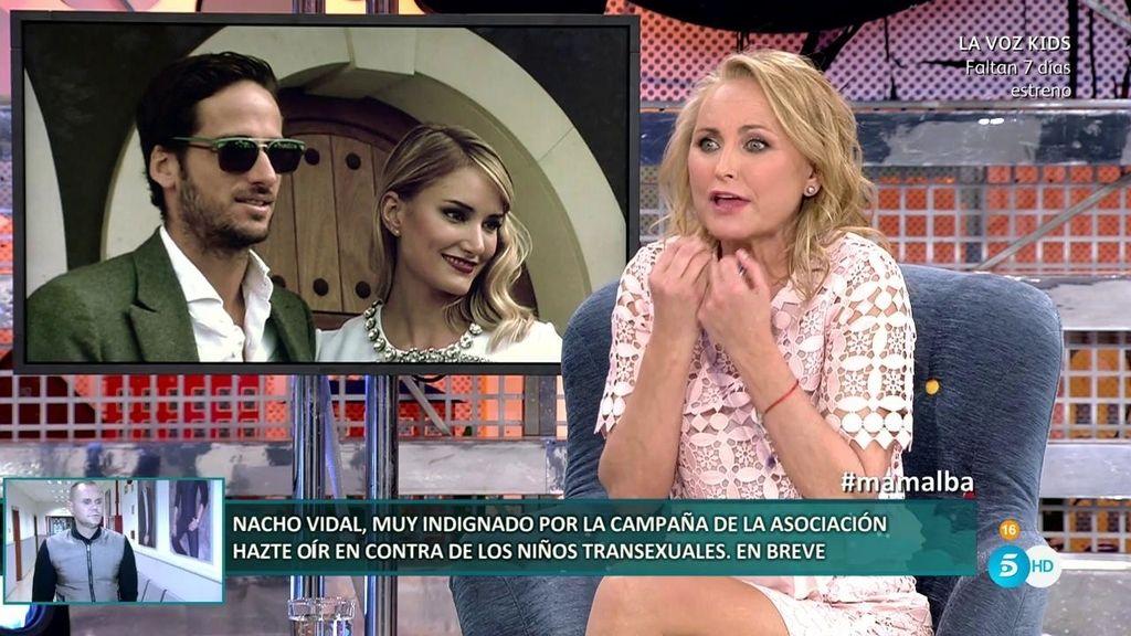 "Lucía, madre de Alba Carrillo: ""Feliciano López jugó con Alba como si fuera un títere"""
