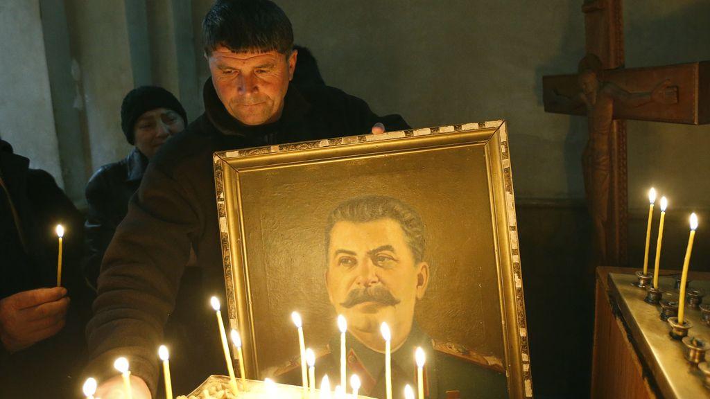 Homenaje a Stalin