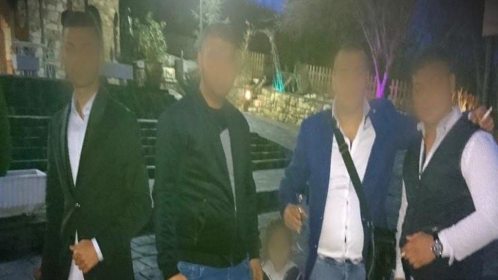 El simpa de León… ¿obra de una banda organizada?