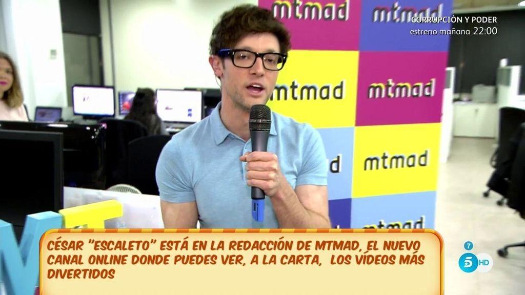 Esta semana en MTMAD: Nacho Montes hace la compra con su amor