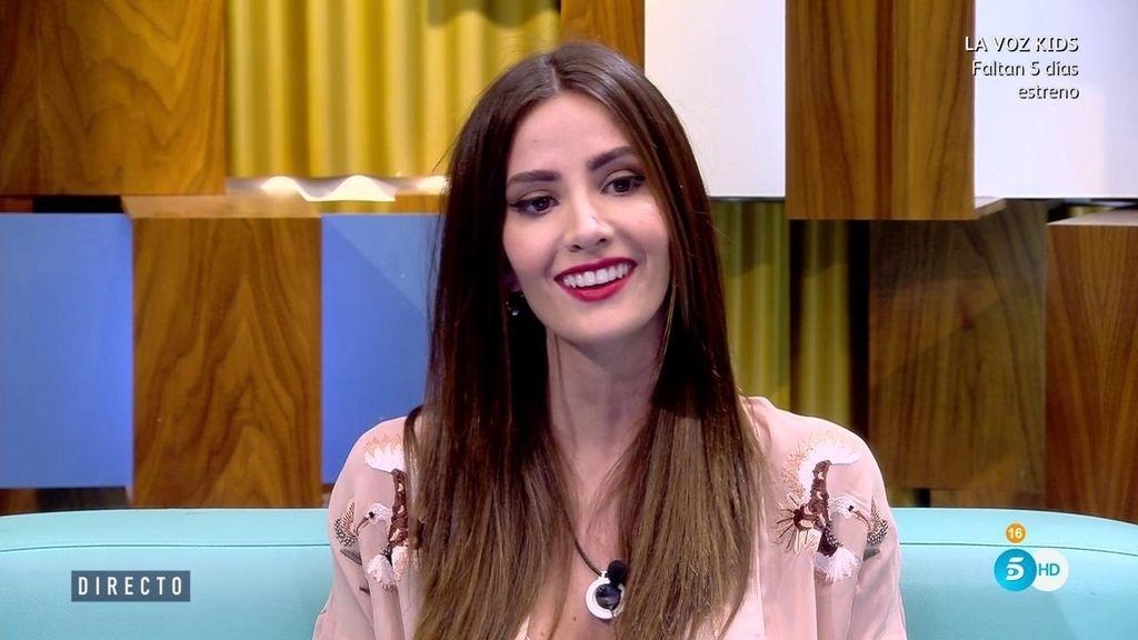 Aylén Milla se queda en la casa de 'Gran Hermano VIP' con un 53% de los votos