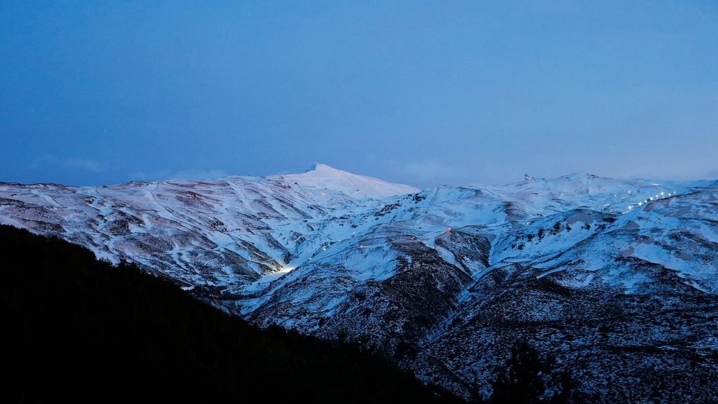 Sierra Nevada se preparara para los mundiales de Snowboard y Freestyle