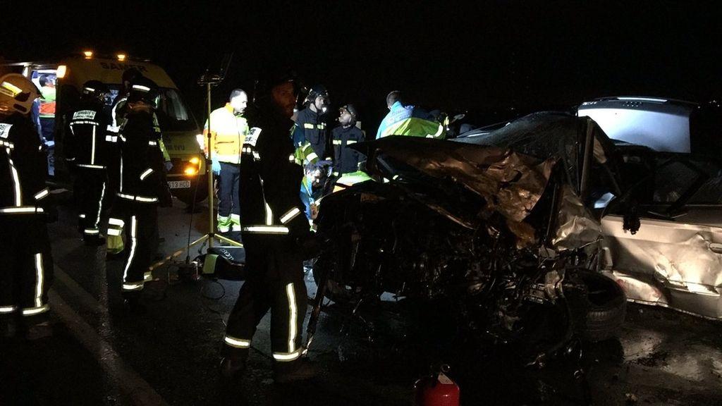 Accidente Majadahonda