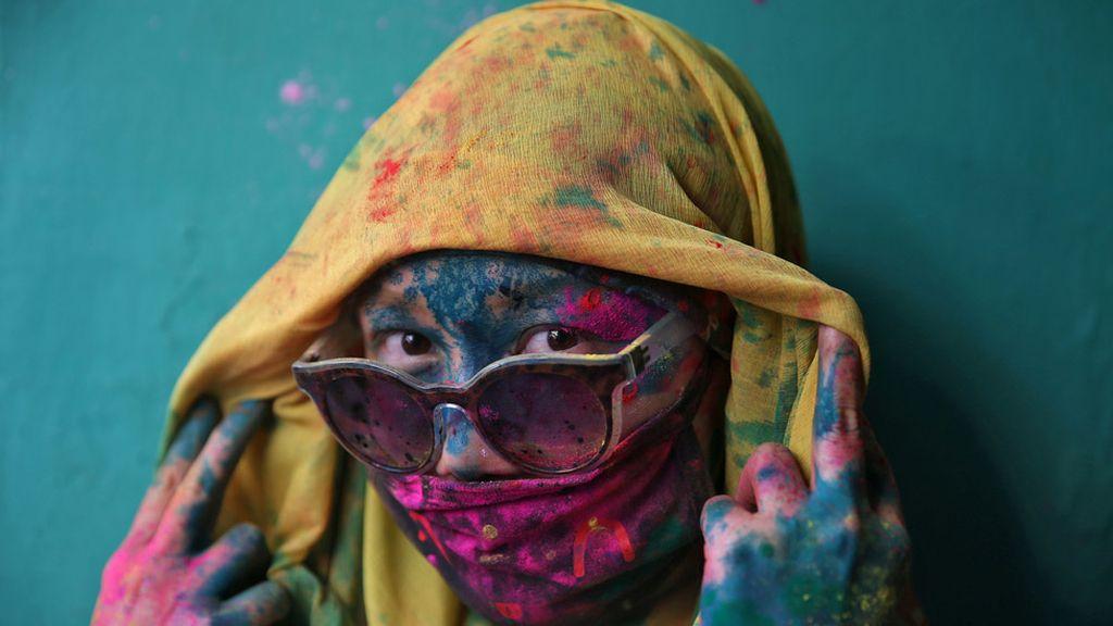 Las celebraciones de Holi en la India