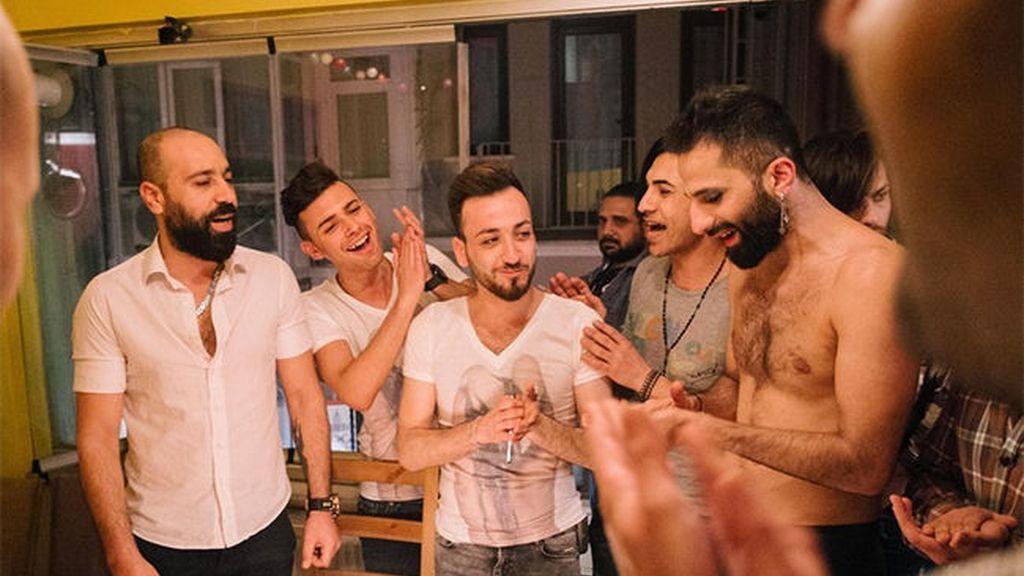 """Mister Gay Siria, el certamen de belleza que """"es una forma de sobrevivir"""""""