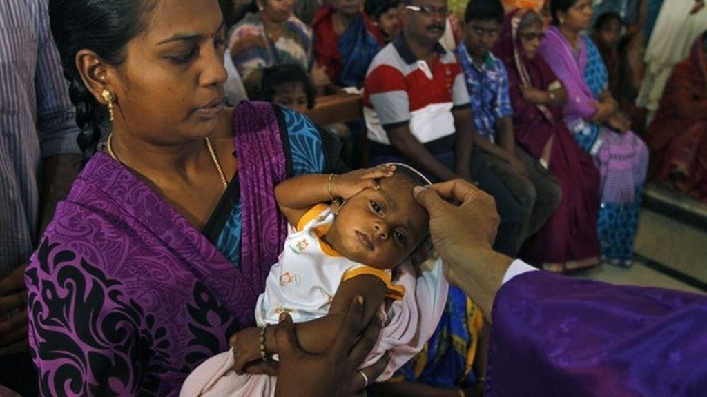 La Policía india encuentra 19 fetos mientras investigaba una red de abortos de niñas
