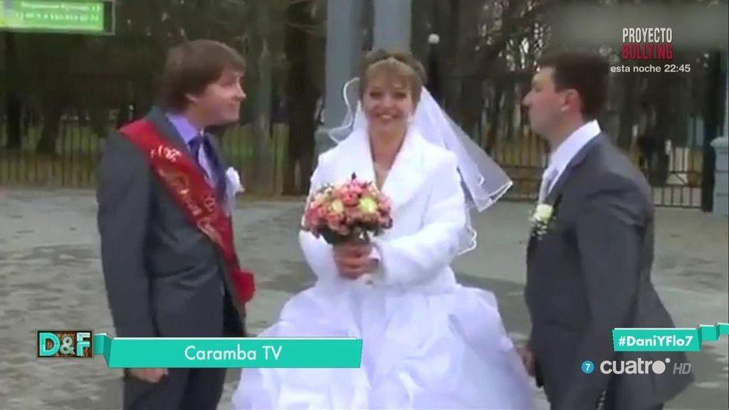 En '¿Qué sabes de Rusia?'... ¡sus locas bodas!