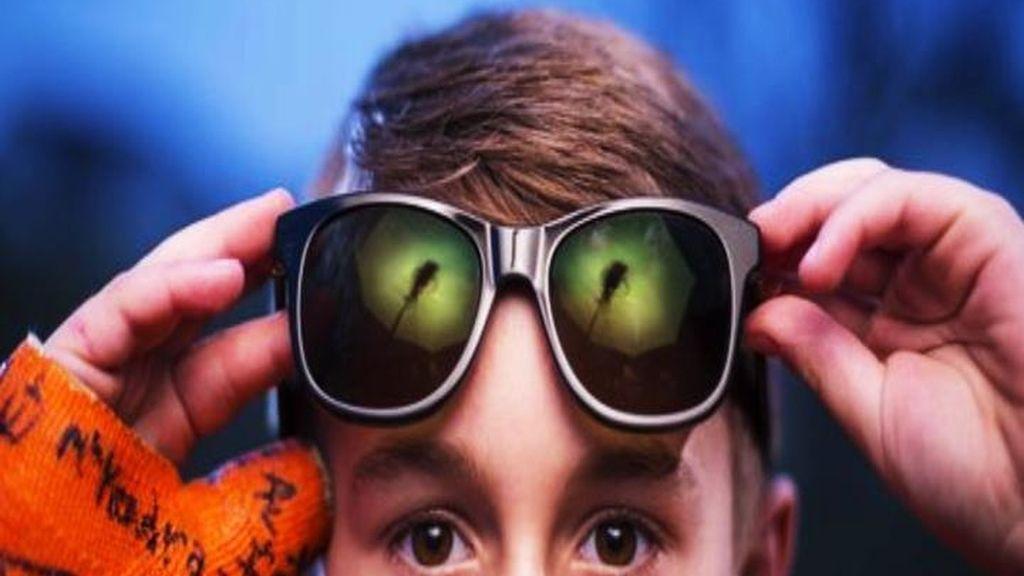 Cuando unas gafas pueden dar color a la vida de los daltónicos