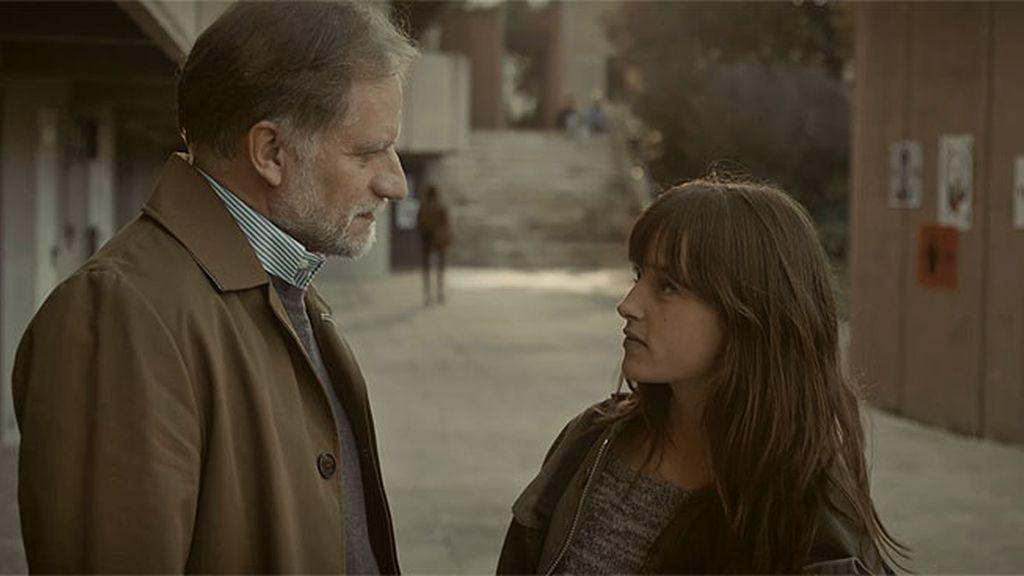 Ramón confiesa a su hija dos días antes de que desapareciera que está enfermo