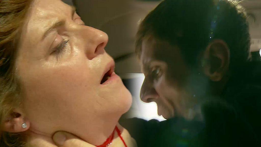 Teresa sobrevivió a las 12 puñaladas que le asestó su maltratador
