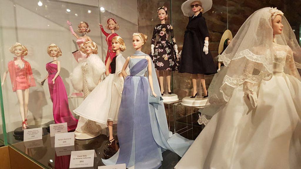 Barbie Audrey Hepburn, Cleopatra, Grace Kelly, Kate Middleton...