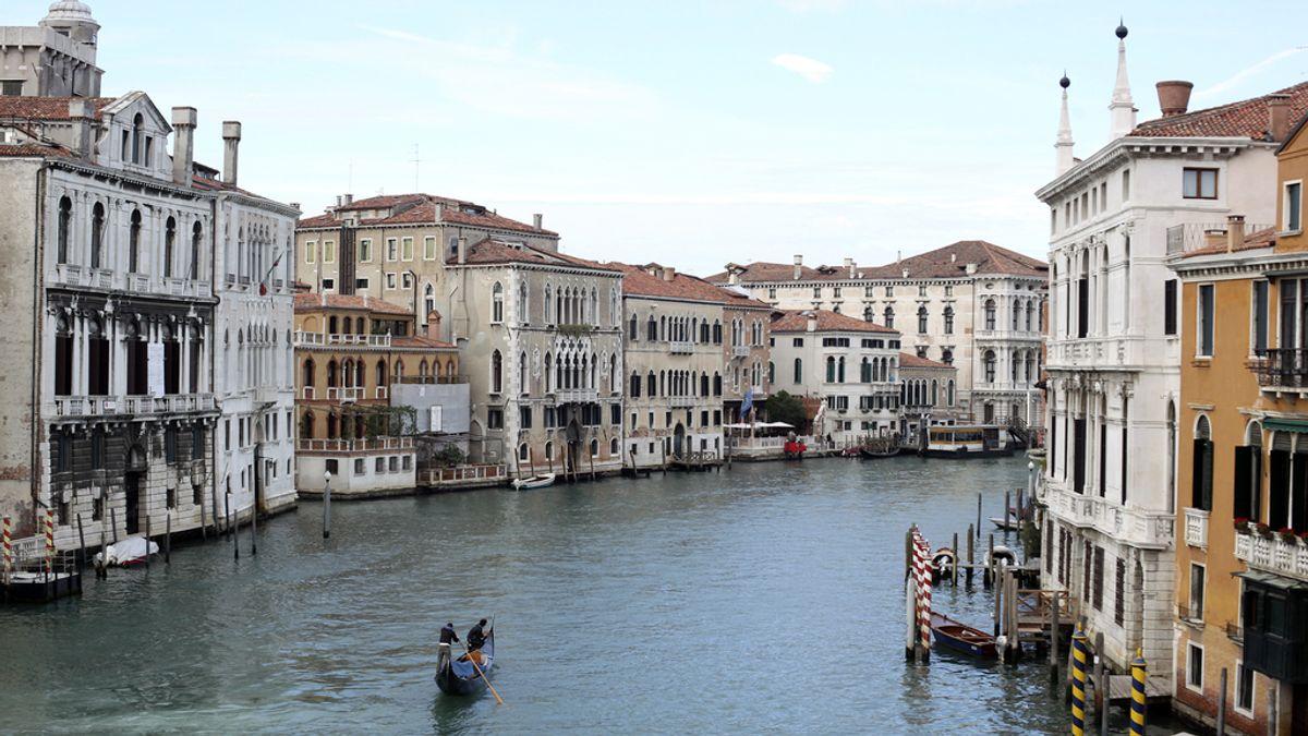 Venecia podría desaparecer en tan sólo un siglo