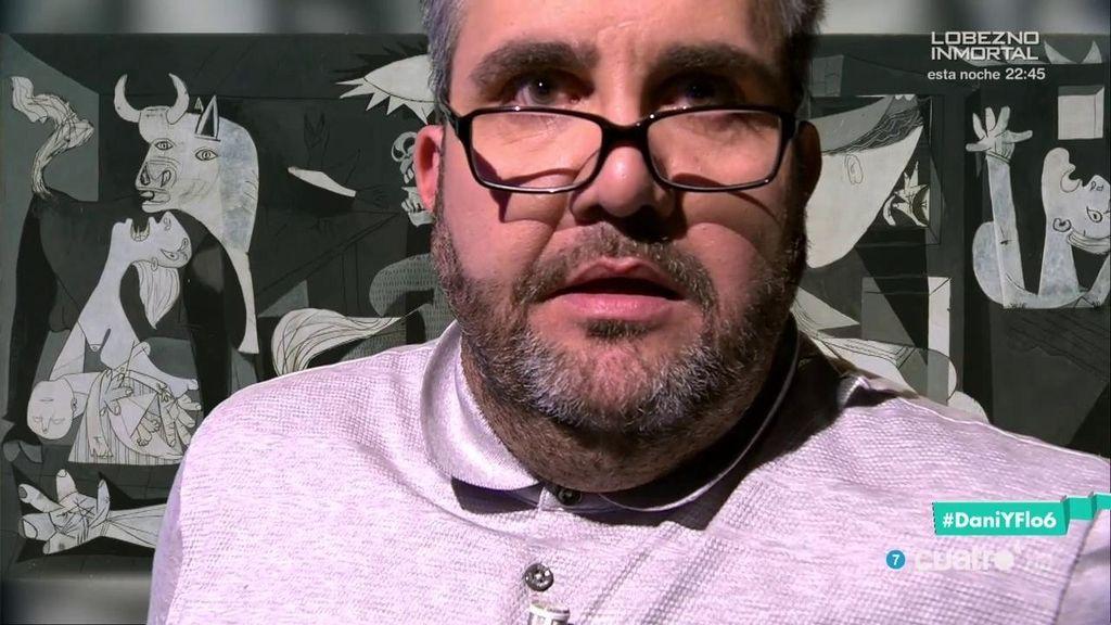 Una licuadora en Las Meninas y las rebajas en el Guernica: ¡Pablo Pablete ha vuelto!