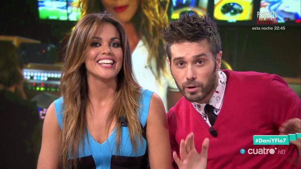 Exclusiva en 'Dani&FLo': ¡Lara Álvarez volverá a presentar 'Supervivientes'!