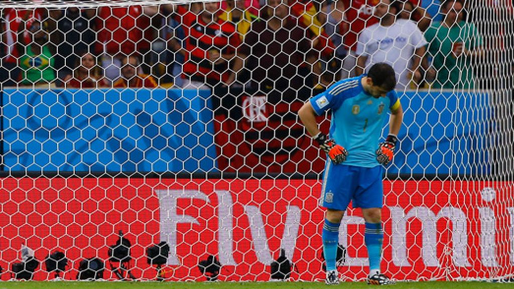 Casillas Mundial Brasil
