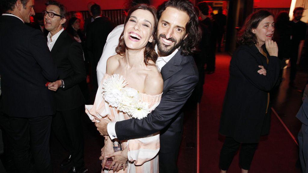 Raquel Sánchez Silva y Matías Dumont