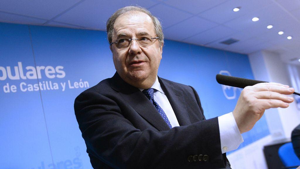 Juan Vicente Herrera no presentará su candidatura para presidir el PP de Castilla y León